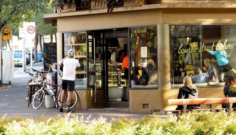 Bourke Street Bakery - Surry Hills