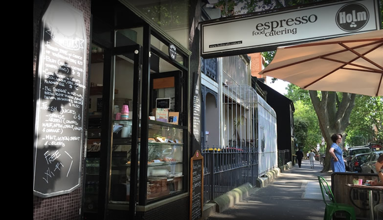 Cafe Holm